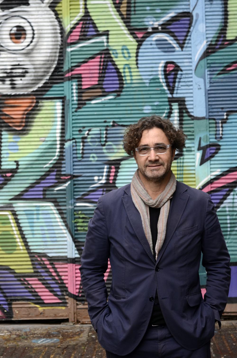 Alfredo Brillembourg, photo credit Eda Çekil.
