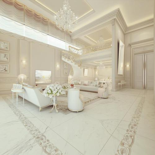 Interior design by ions design dubai uae ions design for Classic furniture uae