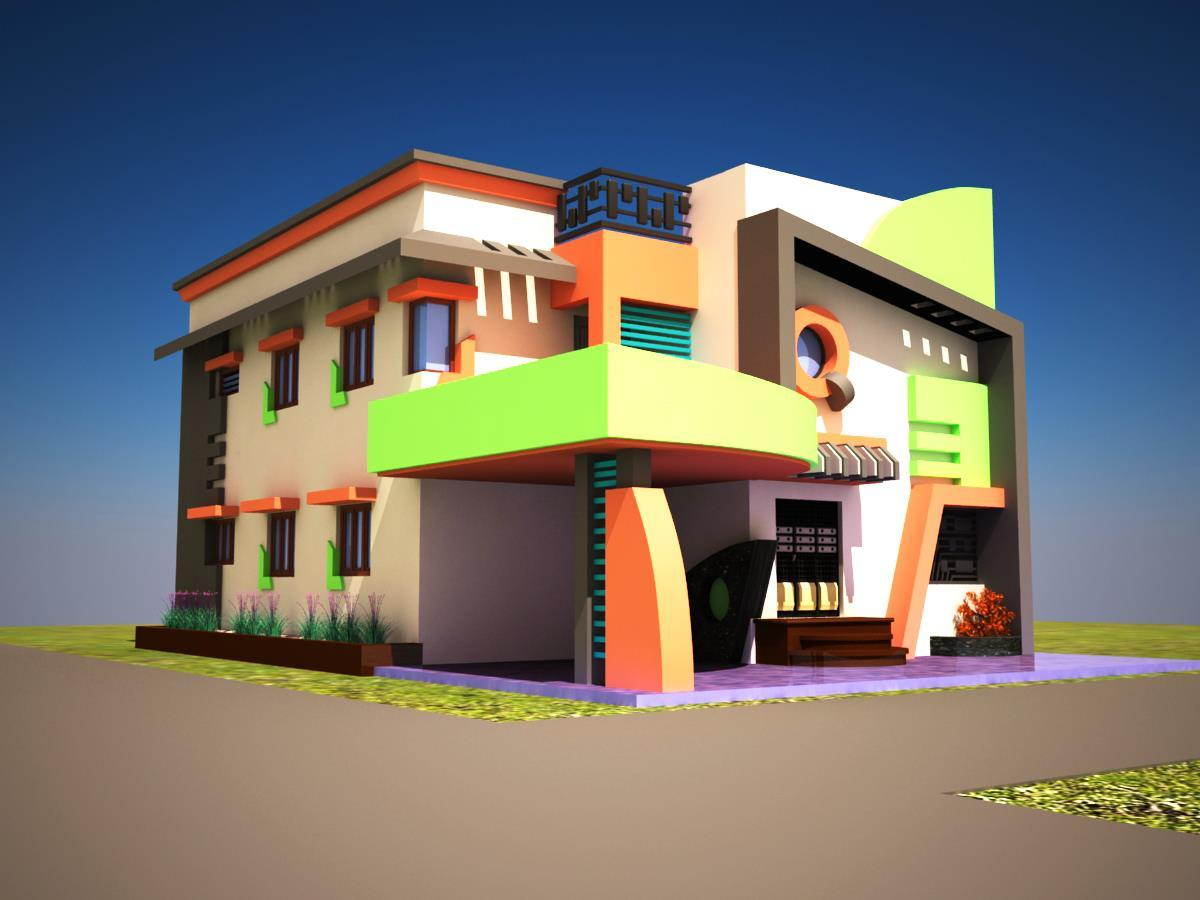 3d Architectural Rendering | sathesh kumar | Archinect