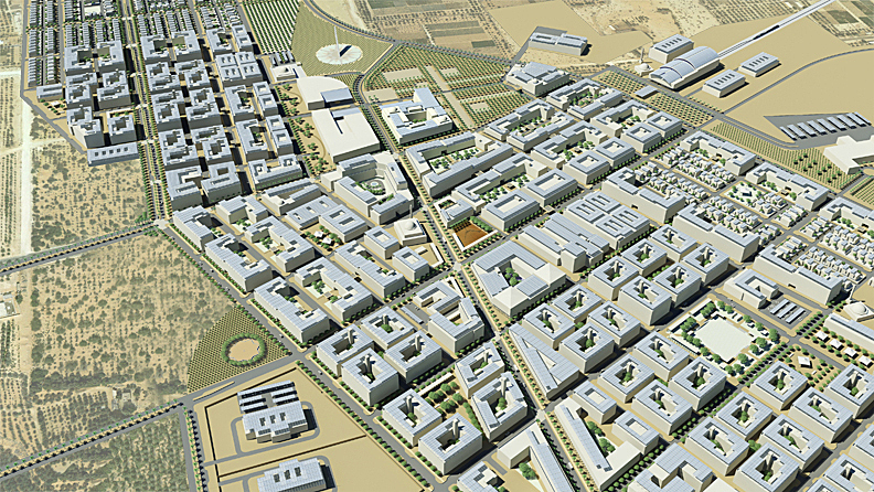 Liwa Urban Planning Master Plan Tuan Vu Archinect