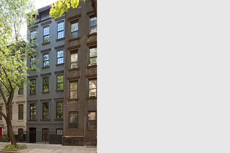 East 78th street townhouse space4architecture archinect for 1009 fifth avenue floor plan