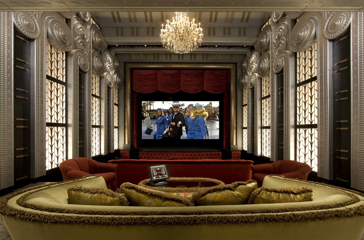 Woolen private theater eric chuderewicz archinect for House with home theater for sale
