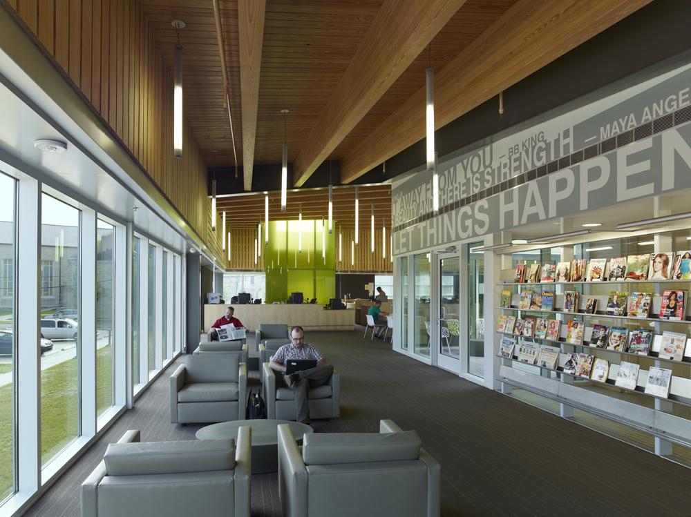Hilliard Library Meeting Room