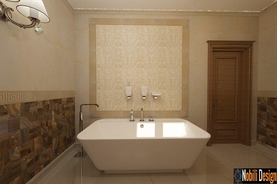 Amenajare baie casa clasica Bucuresti