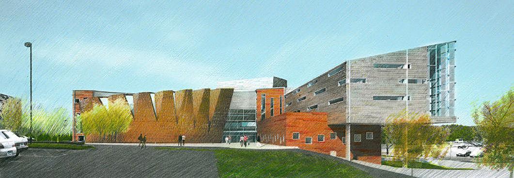 The Edge Danbury >> Western Connecticut State University | Serban Orasanu | Archinect