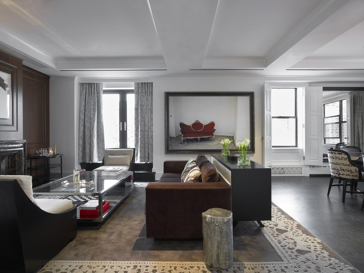 The Surrey Hotel New York New York Rottet Studio