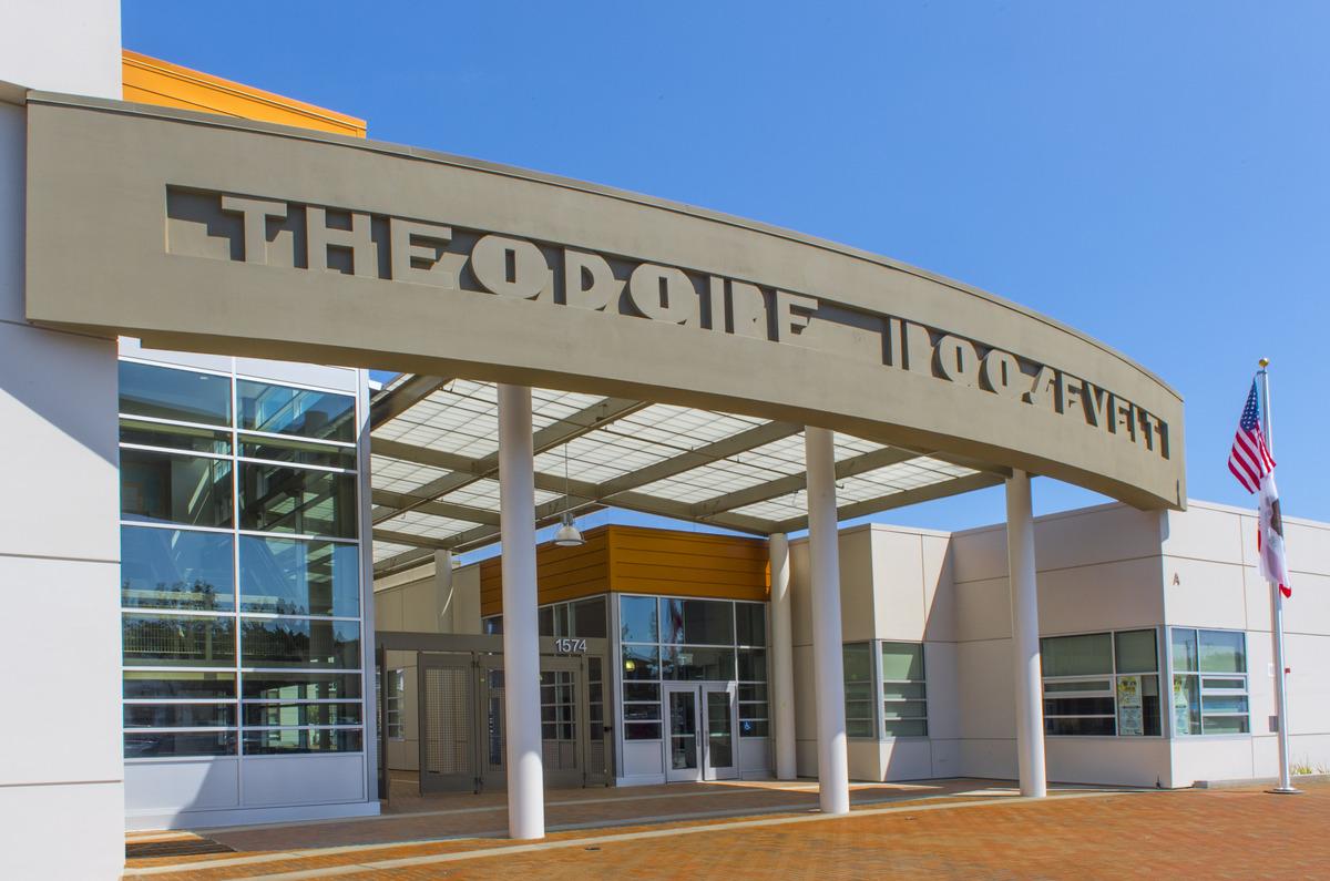 Long Beach Middle School: Roosevelt Elementary School