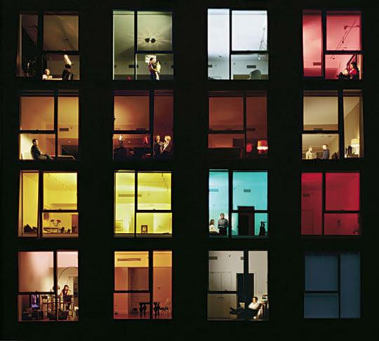 Deborah Berke Partners- 48 Bond Street, New York City, 2008