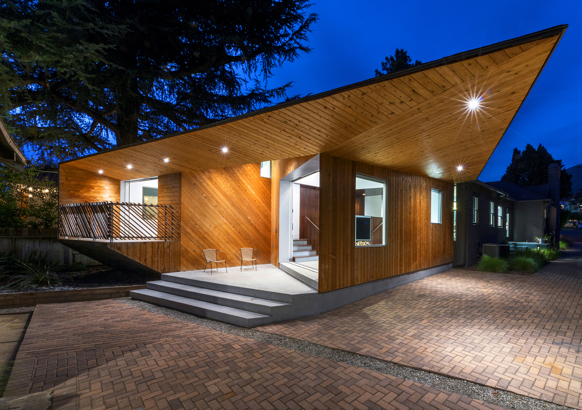 Calaveras Residence by Formation Association. Photo: Josh White