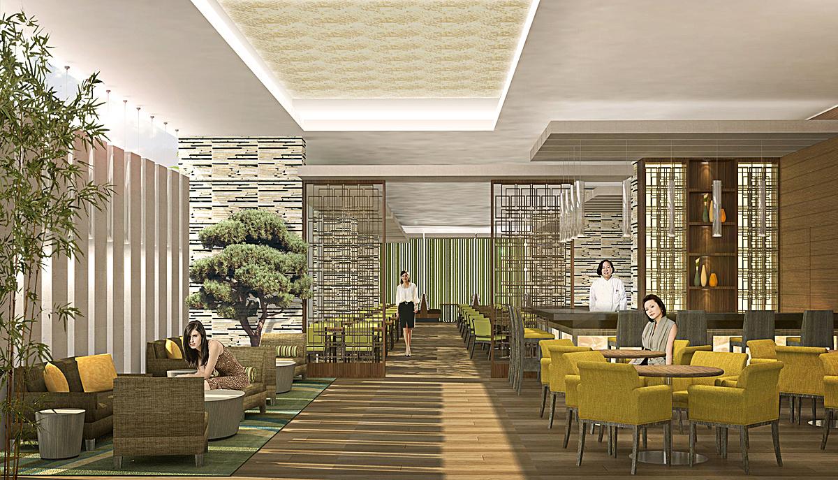 Bar & Lounge Concept