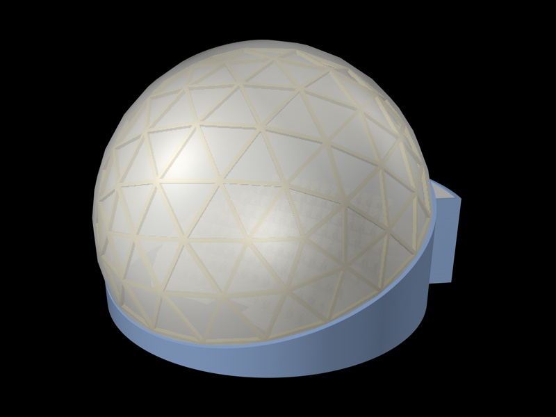 Dome schematic