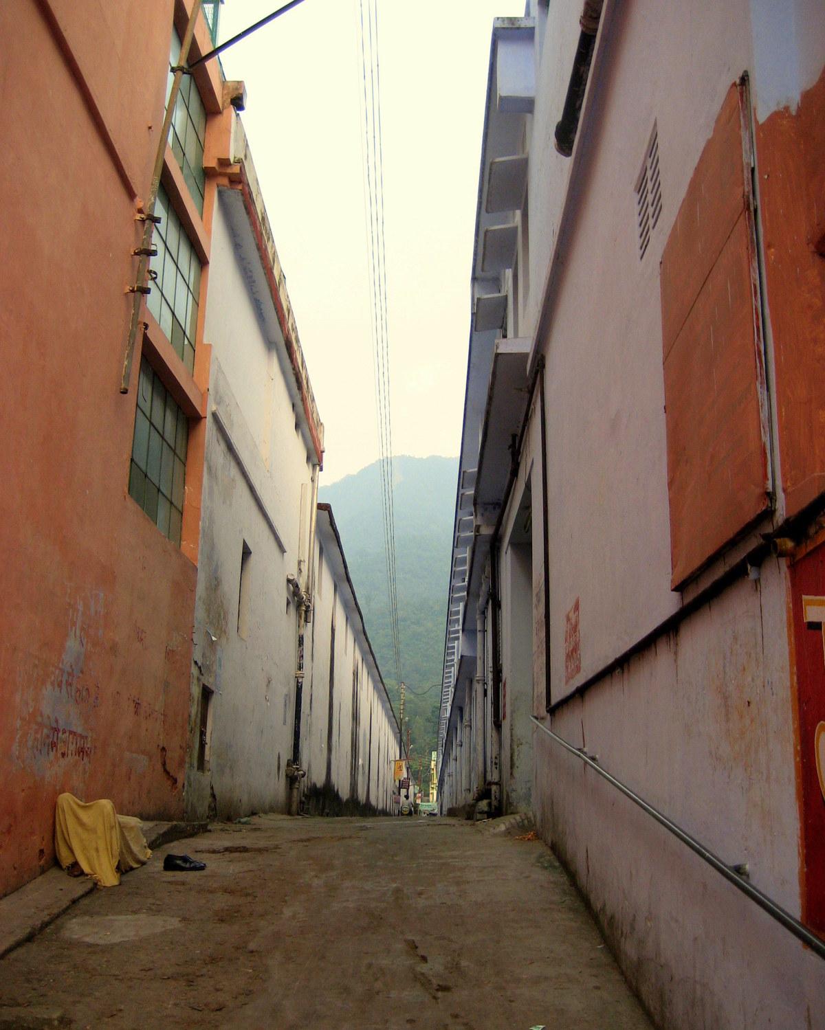 In the Corner: Rishikesh, India