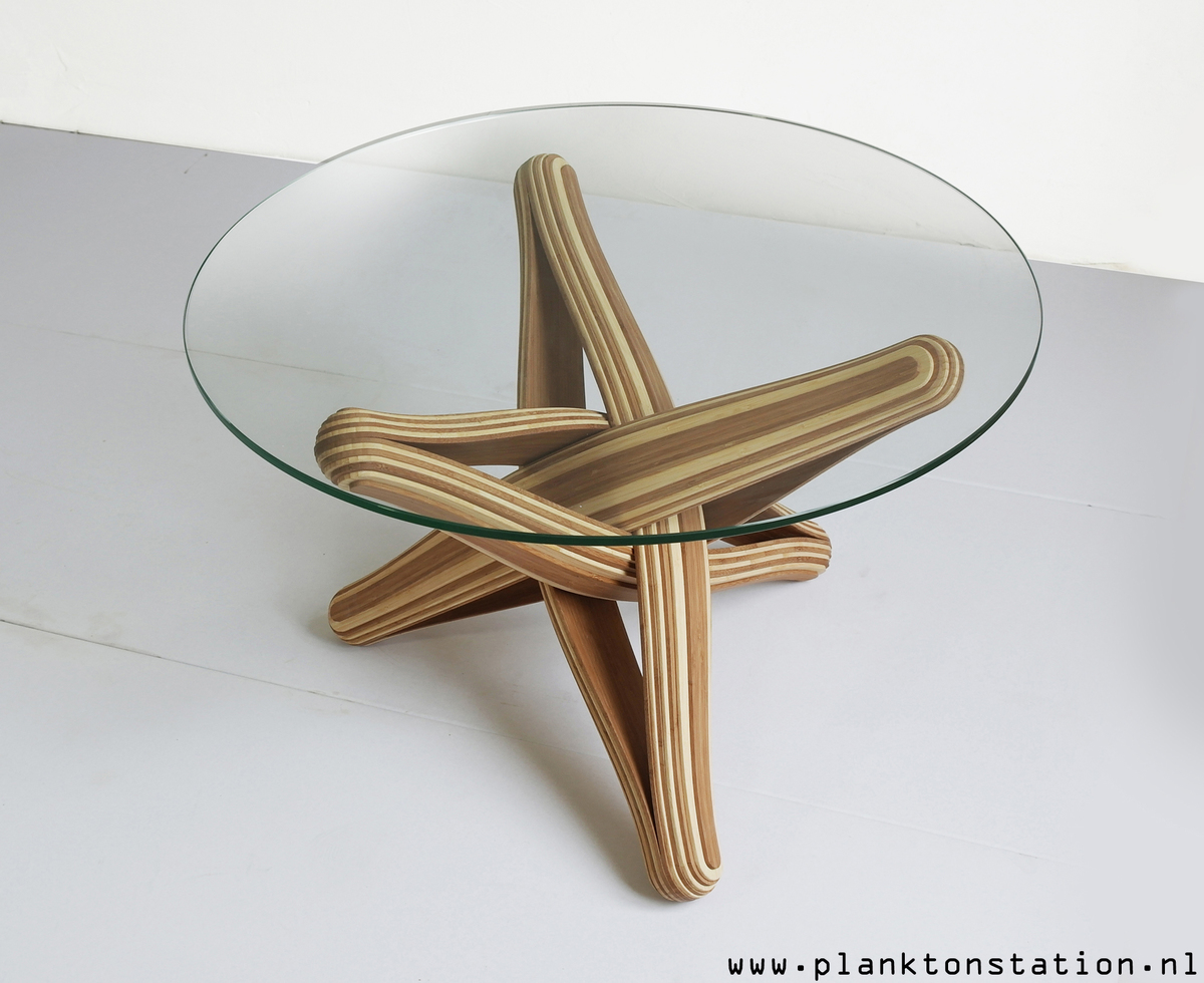 Lock coffee table what you can do with bamboo gallery for What can you do with bamboo