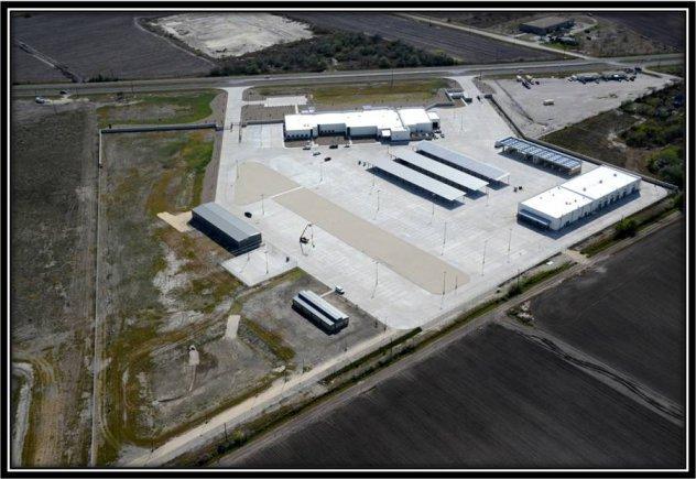 Kingsville BPS Aerial