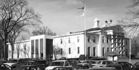 Wilder Mansion - Elmhurst Library - 1960s