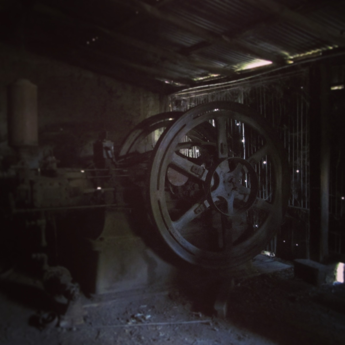 barn: equipment