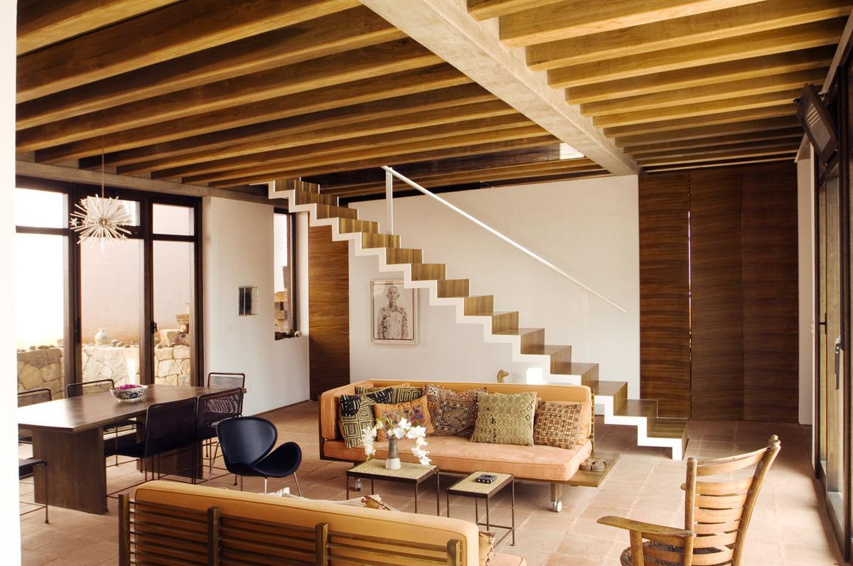casa estudio taller de arquitectura by taller mauricio