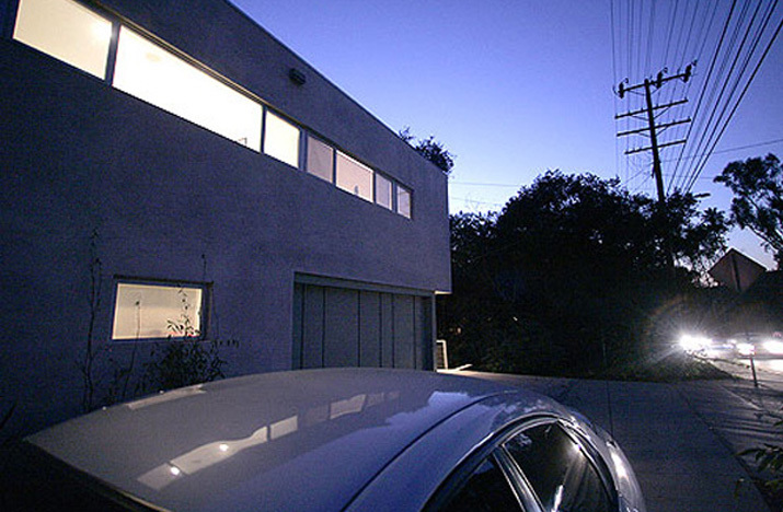 Glass House Laurel Canyon Aaron Neubert Architects