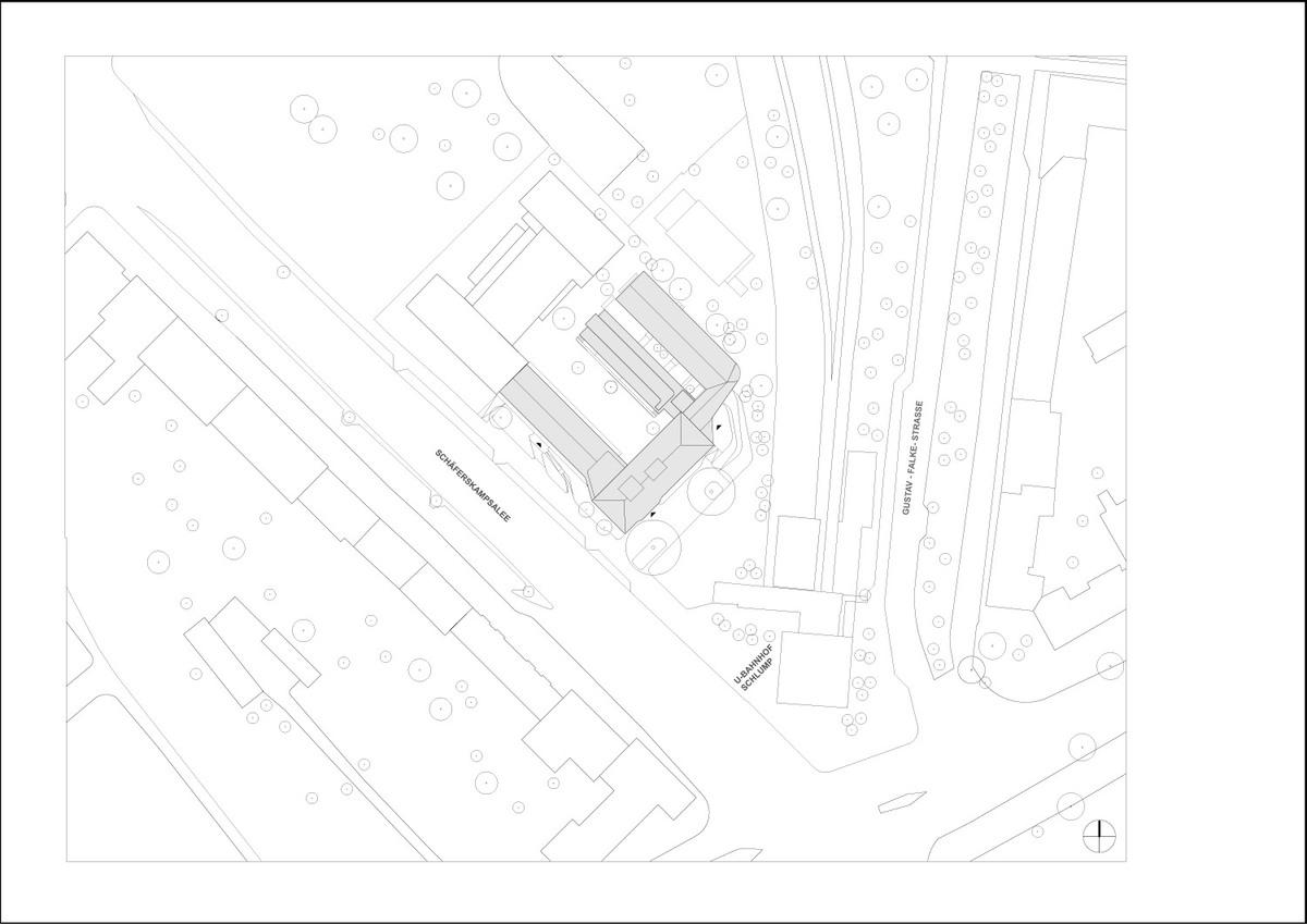 Site plan (Image: J. Mayer H. Architekten)