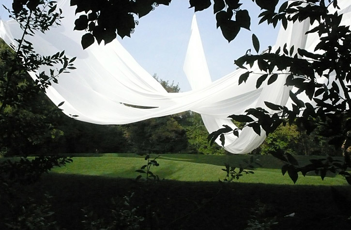 Gustafson Guthrie Nichol: Towards Paradise, landscape architecture installation at the 2008 Venice Biennale: Out There