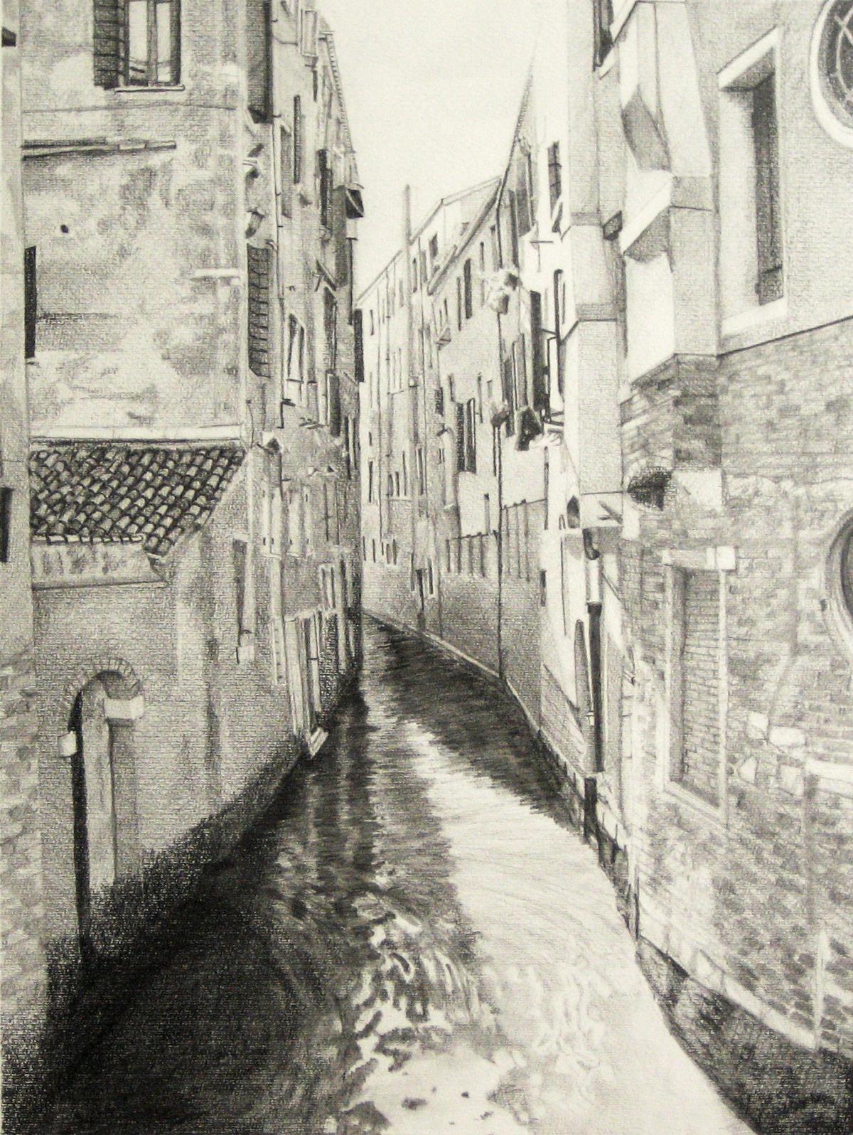 Waterway: Venice, Italy