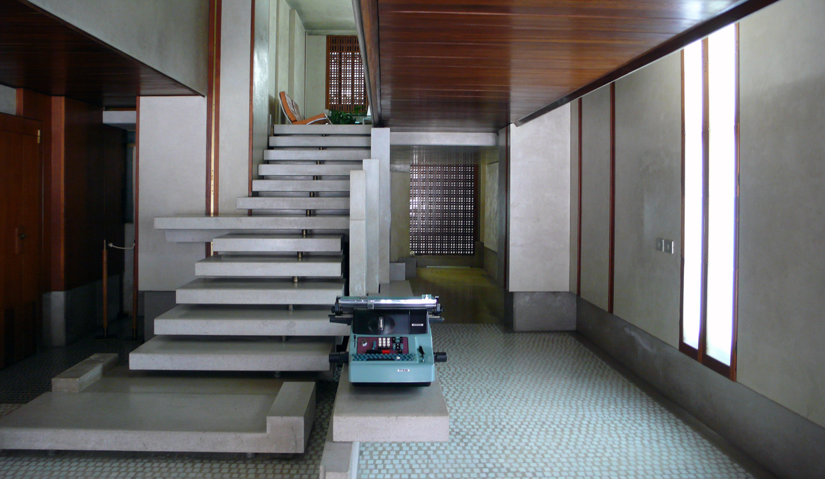 Olivetti showroom, Venice, Italy