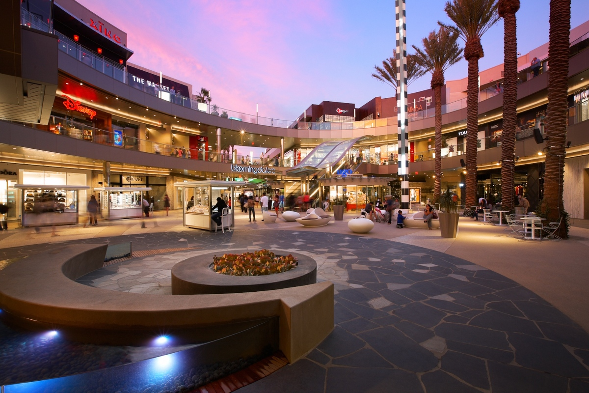 Santa Monica Place Jerde Archinect
