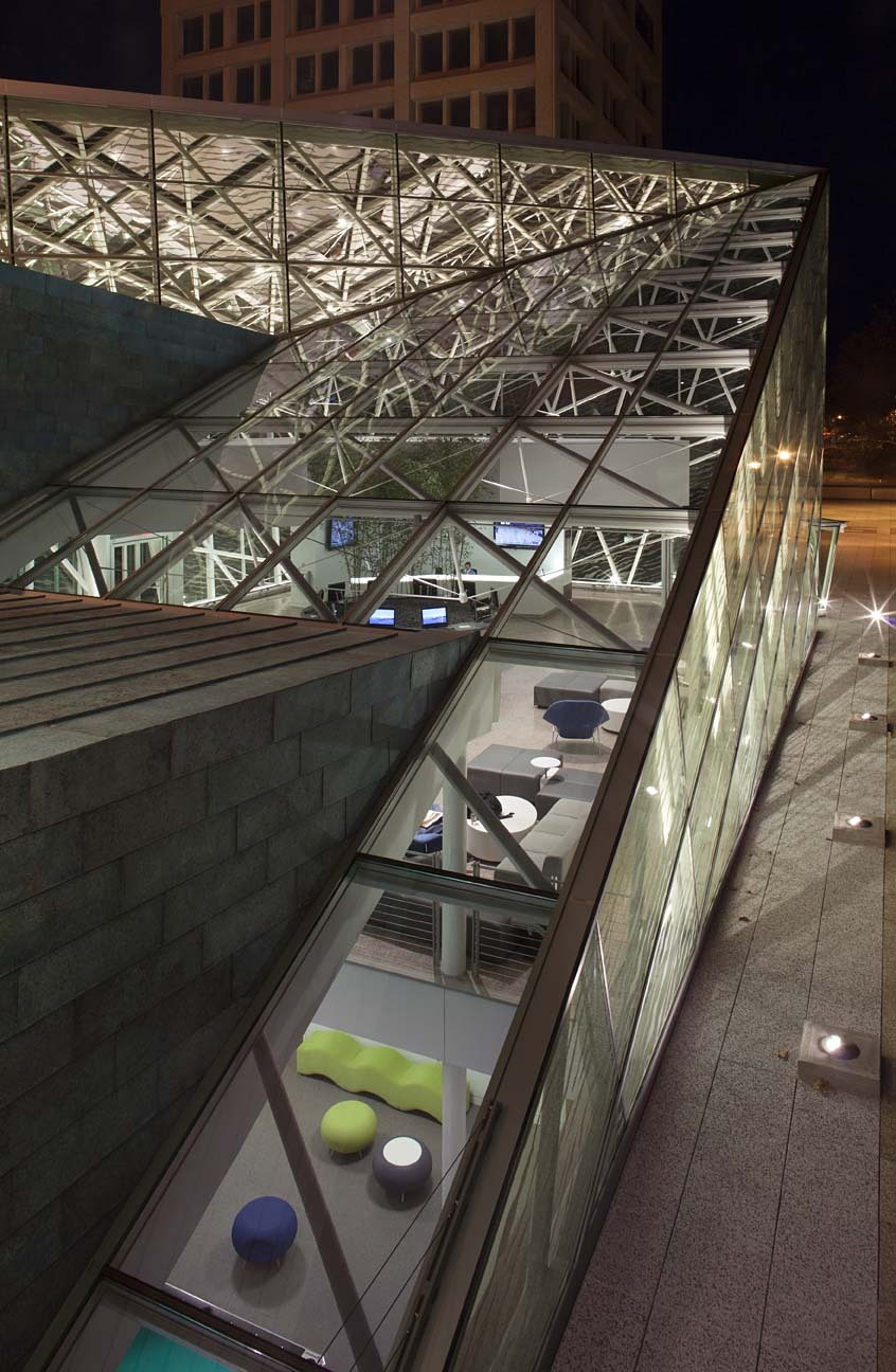 Campus Commons at SUNY New Paltz in New Paltz, NY by ikon.5 architects
