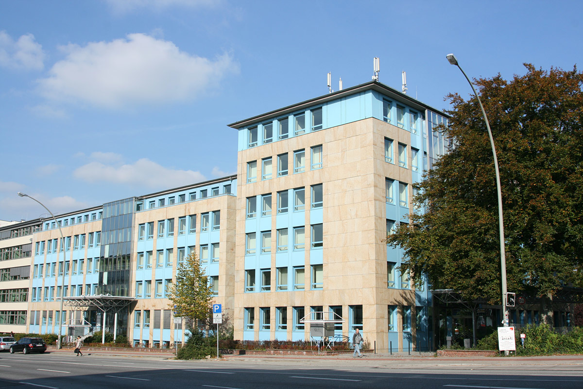 The original building before the renovation (Photo: J. Mayer H. Architekten)
