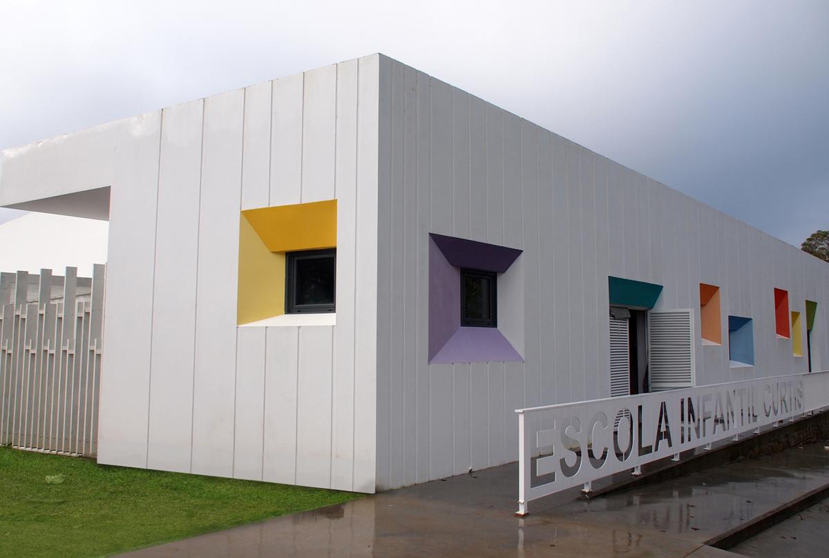 Nursery School In Curtis A Coru 241 A Spain Naos
