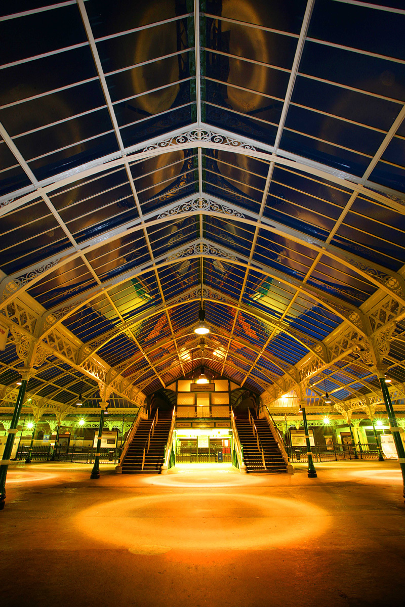 Shortlisted: Tynemouth Railway Station, Newcastle, UK; Photo: Ramboll