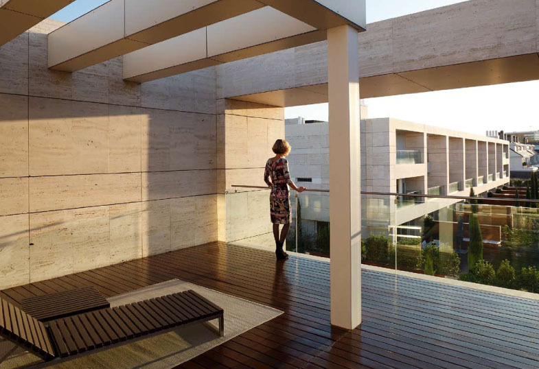 Luxury housing. Design.