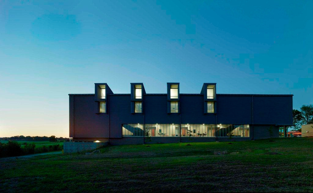 Five projects receive the aia s 2013 educational facility for Architecture firms jackson ms