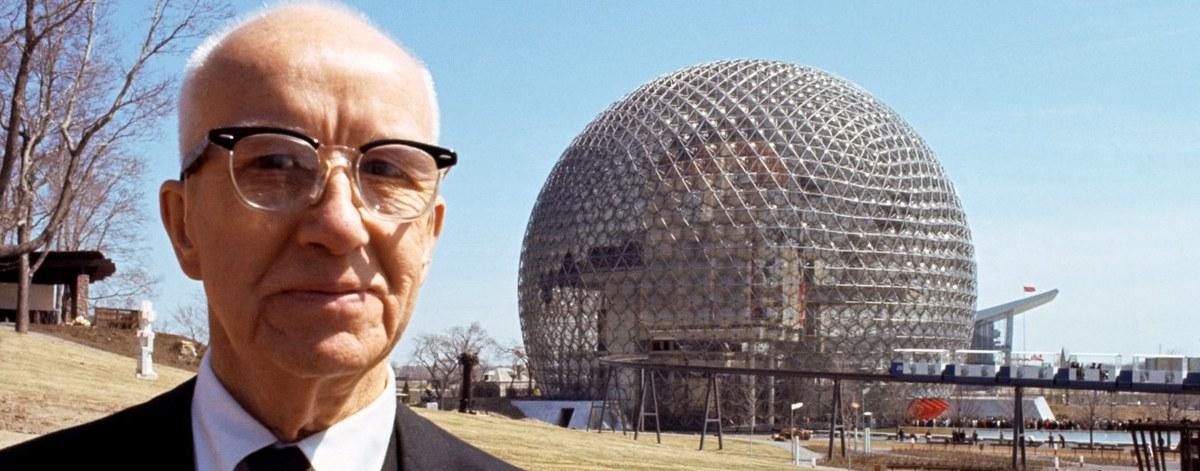 Buckminster Fuller. Image: public domain