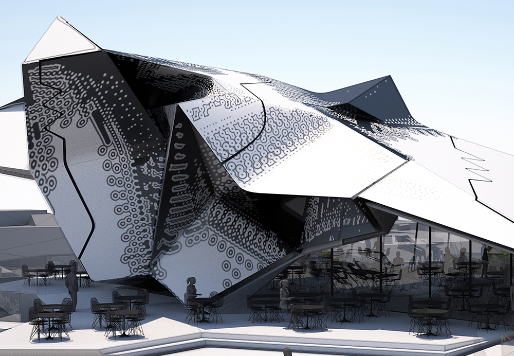 The main museum of los angeles art tom wiscombe for Top architecture firms los angeles