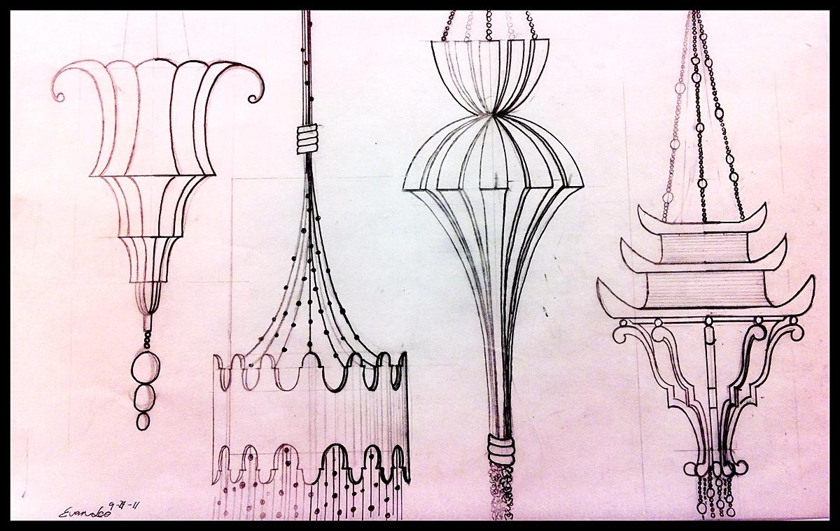 Product Design: Pendants