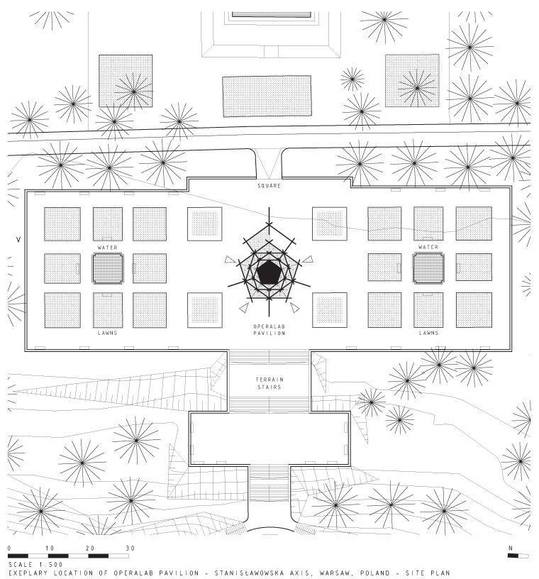 Site plan (Image: exexe)