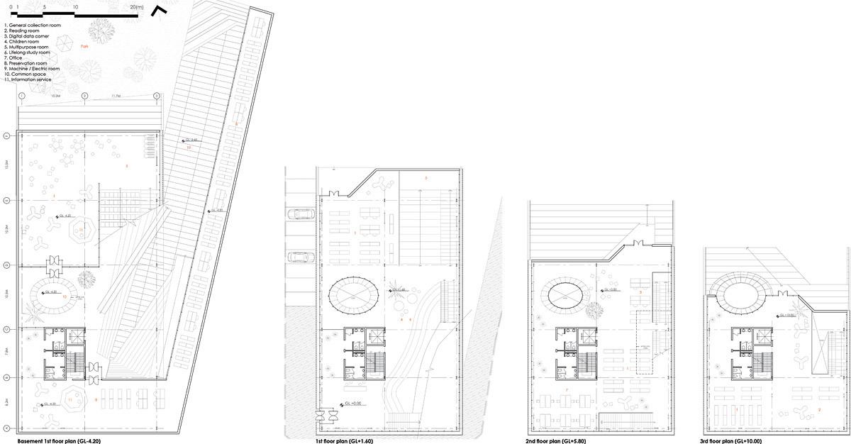 Floor plan (Image: Sunggi Park)