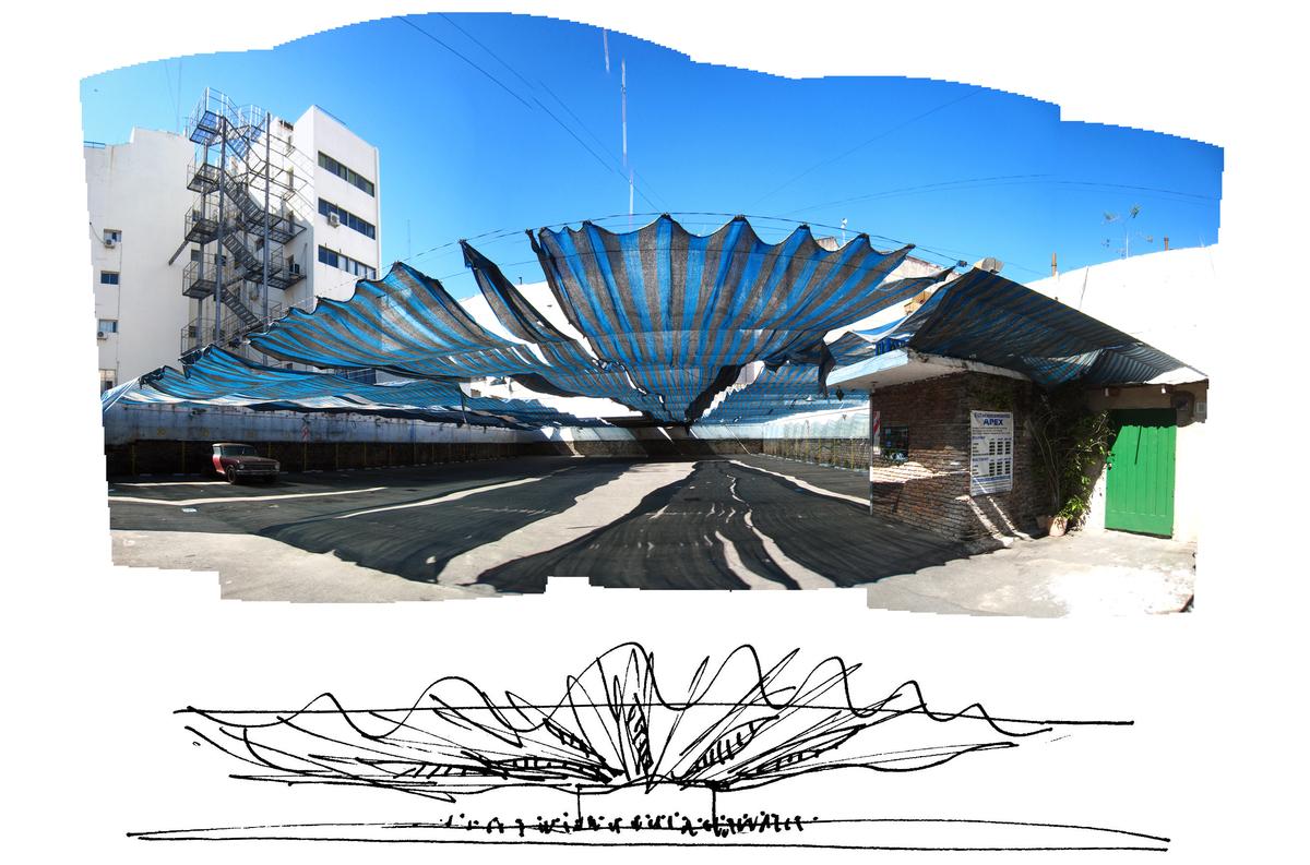 Milonga_Conceptual image + sketch