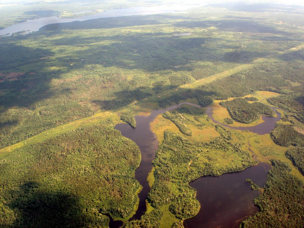 Nova Scotia from Above