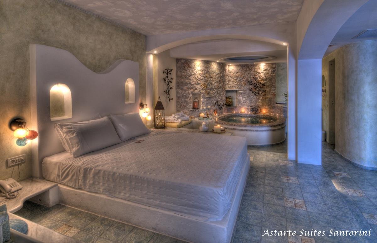 Astarte Suites Hotel Santorini Greece A J Archinect
