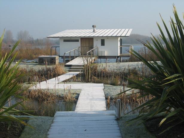 The Boathouse via AR Design Studio