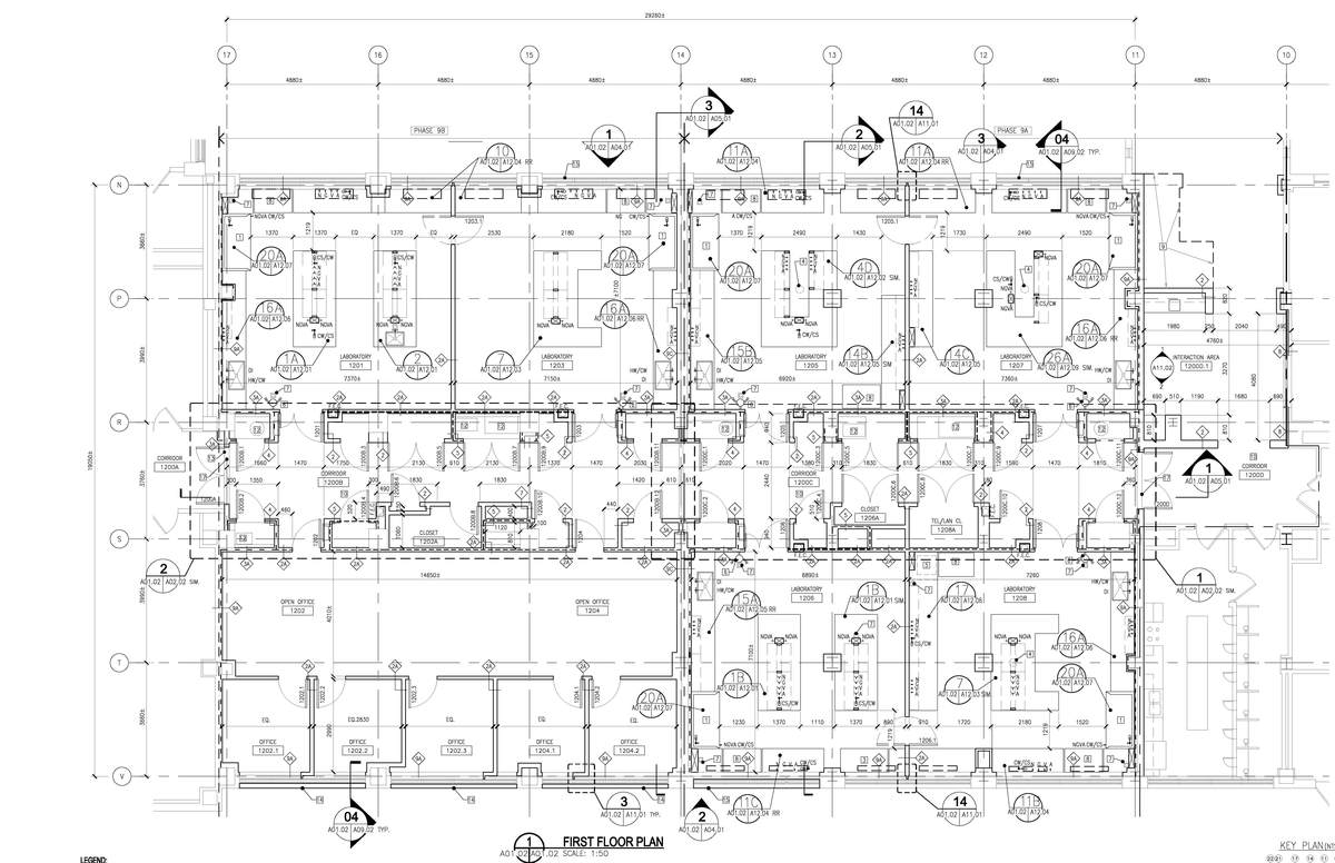 Office Electrical Layout Plan - Merzie.net