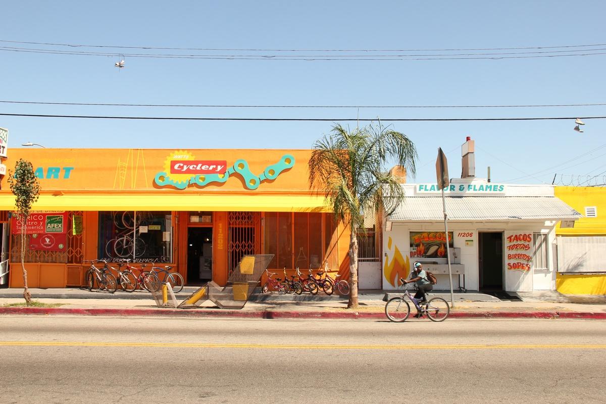 Watts Community Studio. Photo by LA-Más.