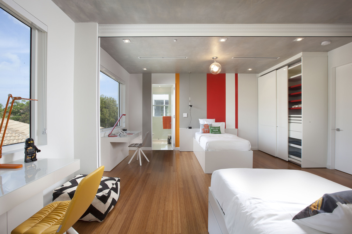Children's Bedroom - Miami Interior Design