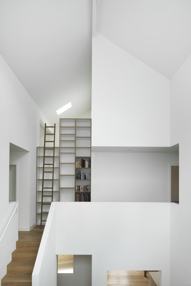 House in sankt jakob atelier nido architecture archinect for Atelier 5 architecture