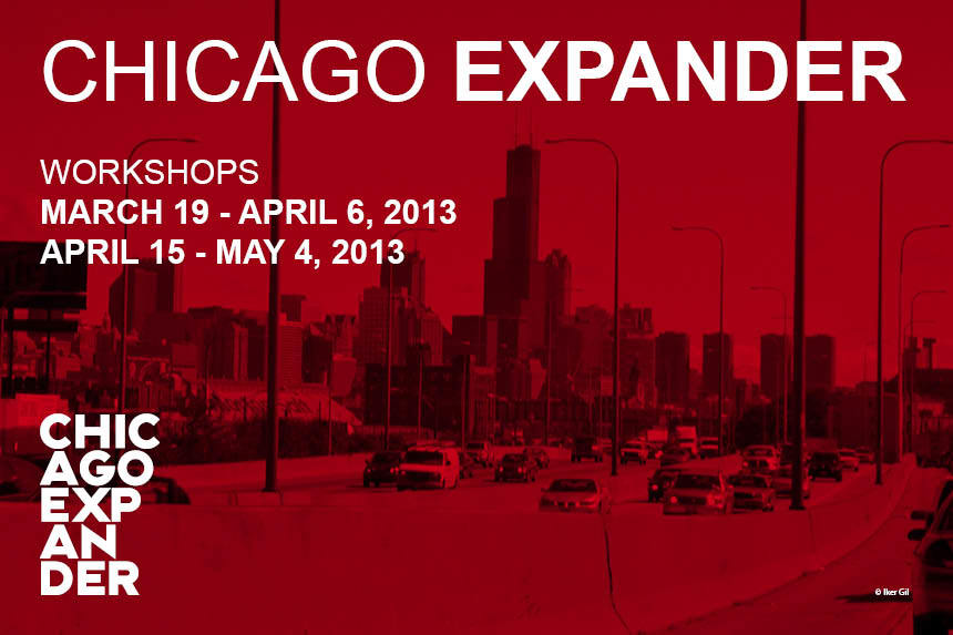 Chicago Expander Spring Workshops