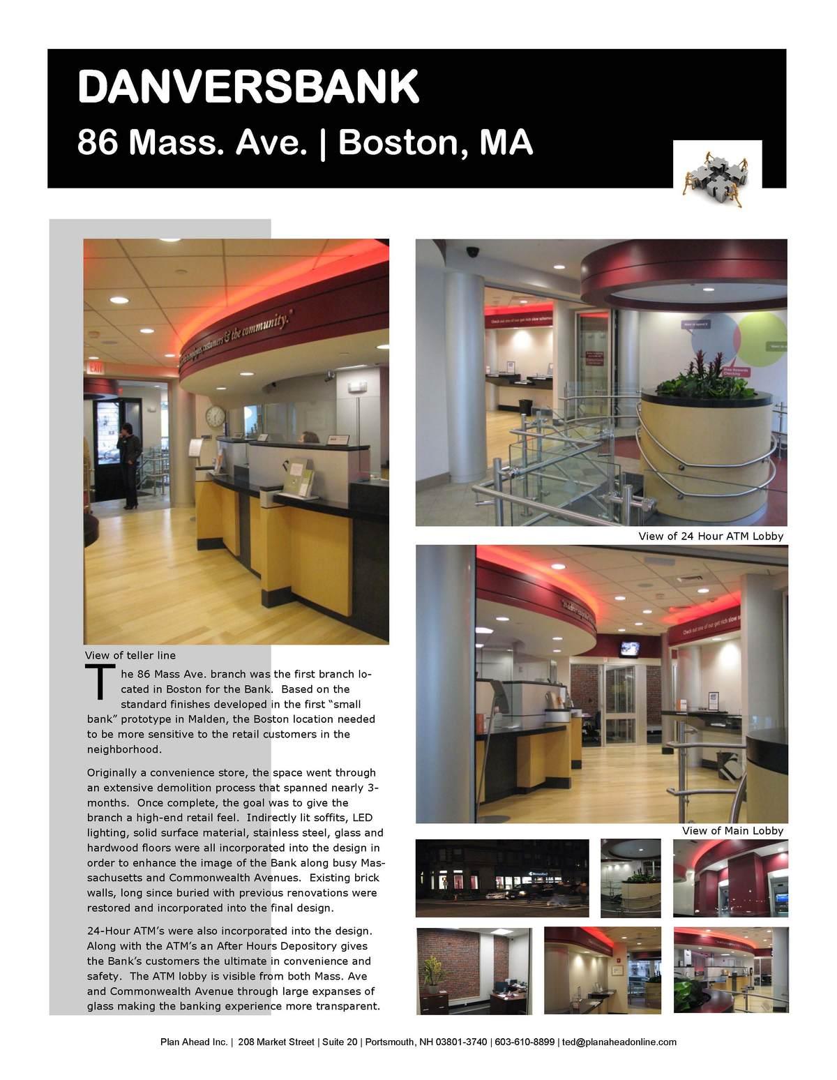 Boston Brach Bank