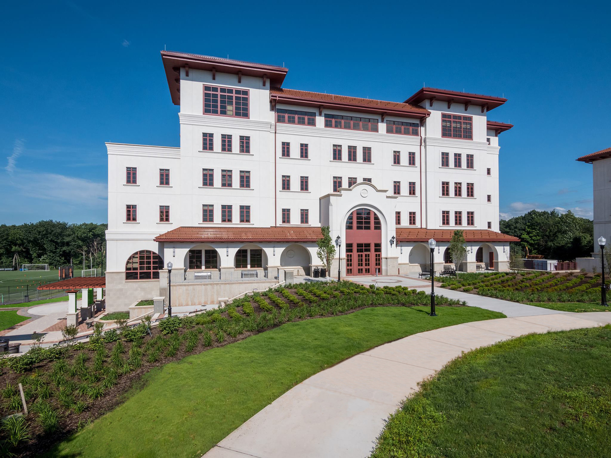 Montclair State Feliciano School of Business - Substantial Completion