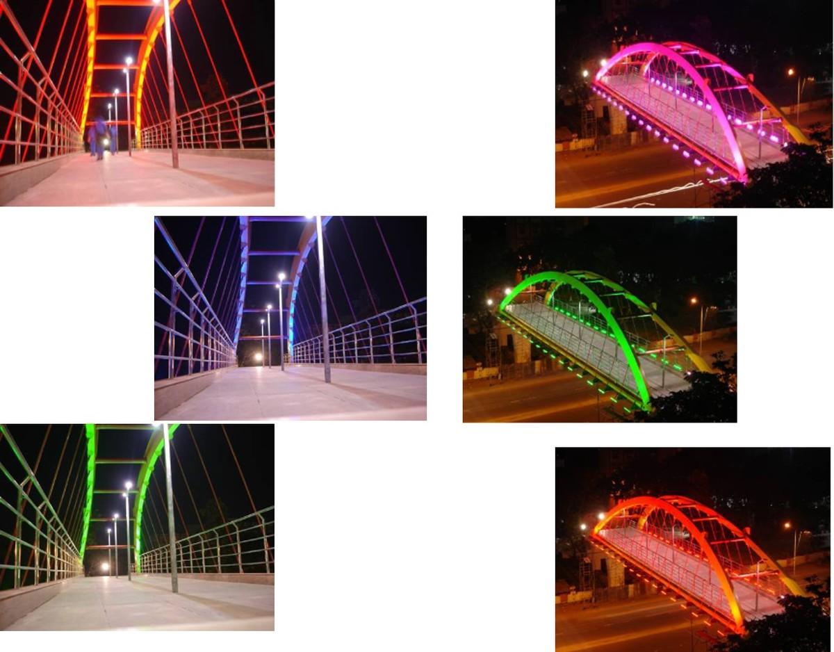 Bridge Lighting Design   Pon Kumaresh   Archinect